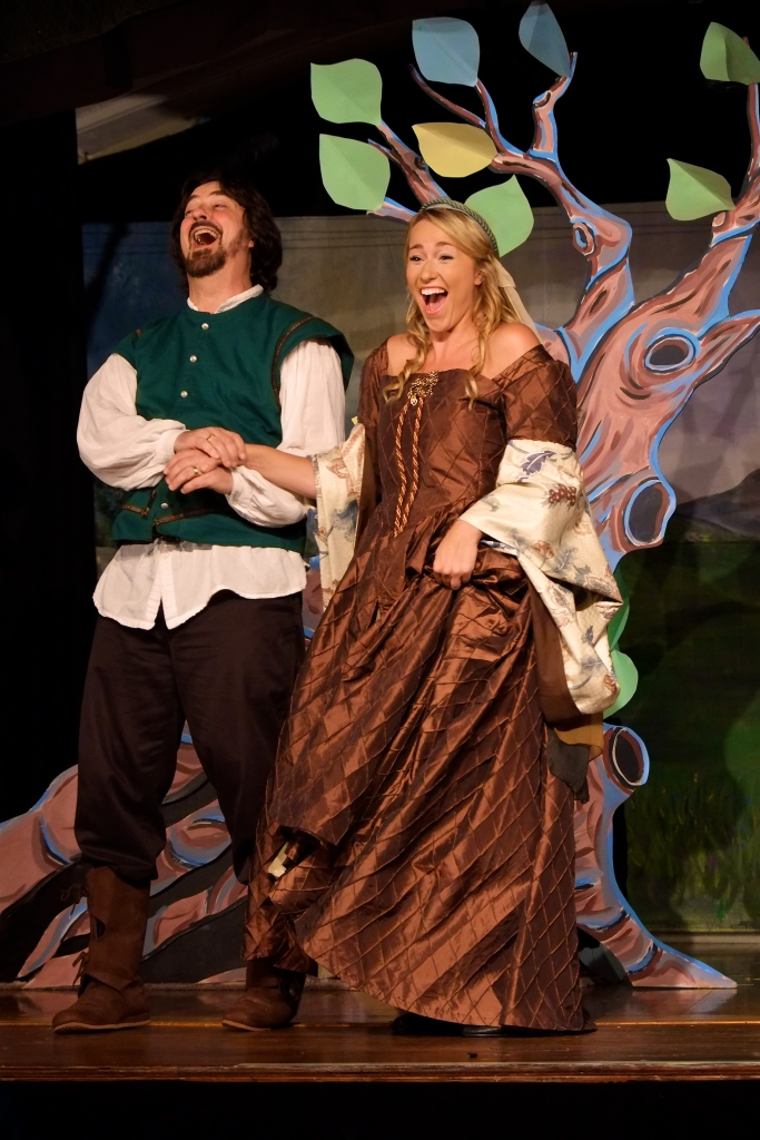 ANNISQUAM VILLAGE PLAYERS CAMELOT ©KIm Smith 2015