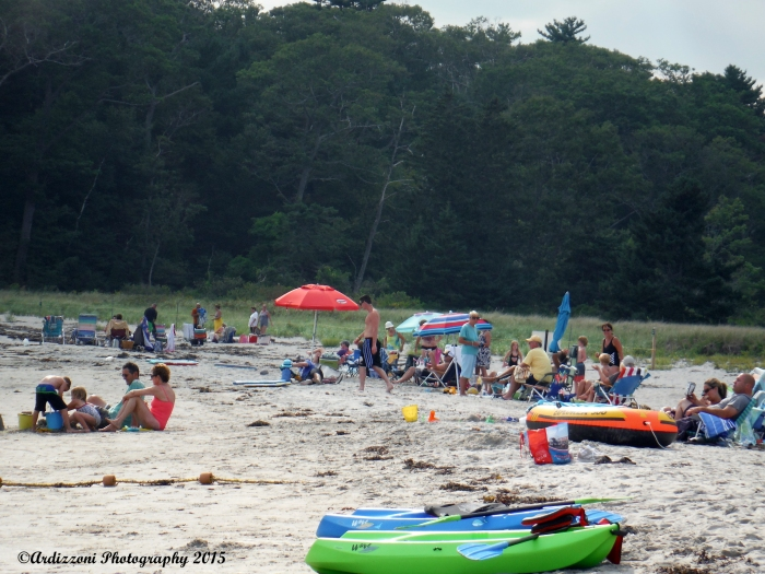 August 30, 2015 Beach day