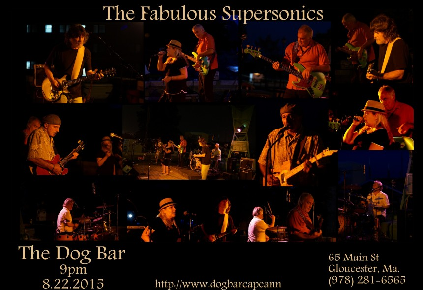 fabulous supersonics db 8.22.2015