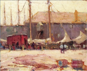 Gloucester Dock, Nichols, White House Collection-001