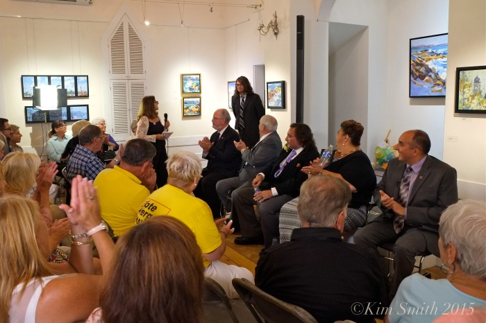 Gloucester Mayoral Arts and Culture Debate ©Kim Smith 2015