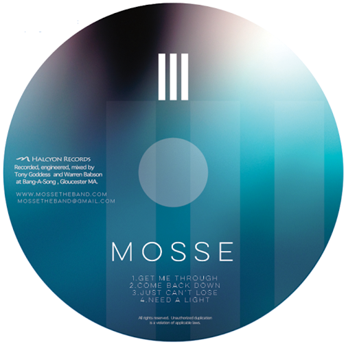 Image of Mosse for GMG