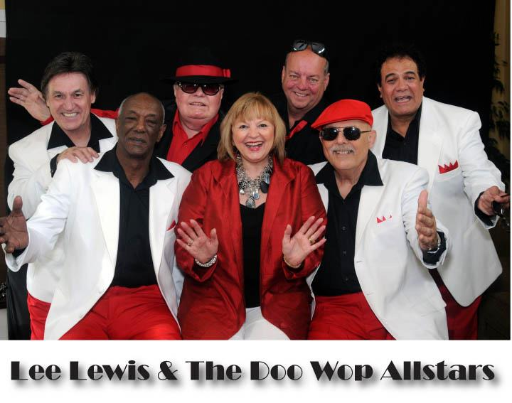 Lee Lewis And The Doo Wop All Stars