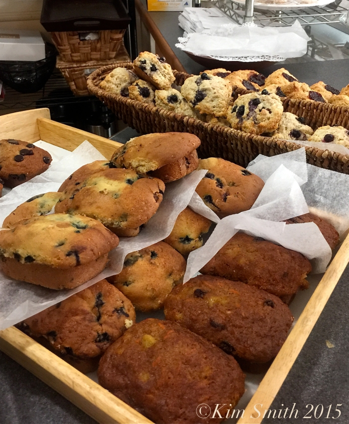 Plum Cove Grind muffins ©Kim Smith 2015