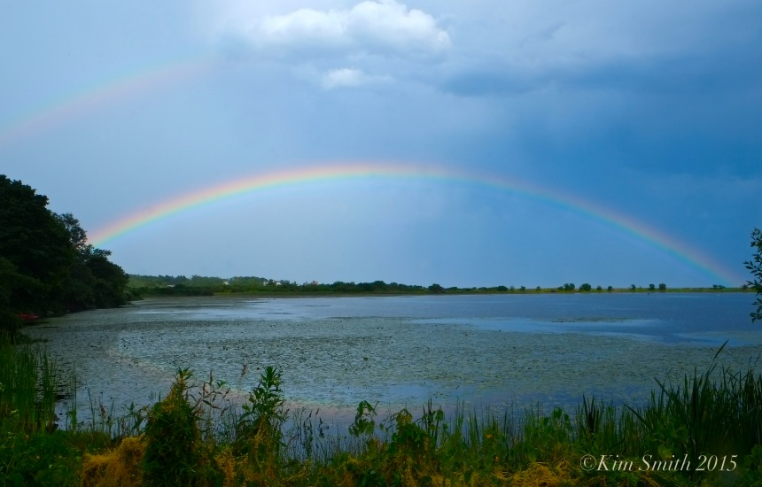 RAINBOW GLOUCESTER MA ©Kim Smith 2015
