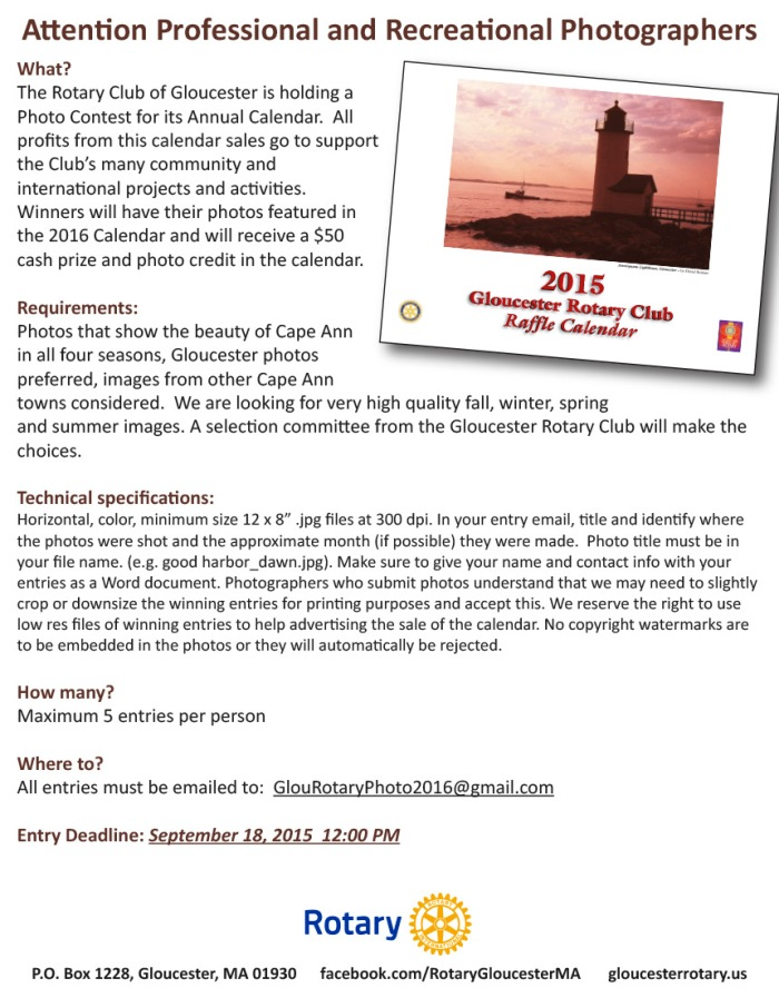 Rotary Calendar Photo Request 2015a