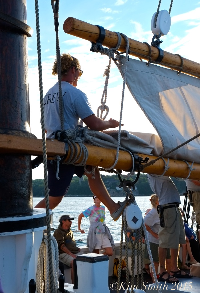 Schooner Adventure Gloucester August 5th -14 ©Kim Smith 2015