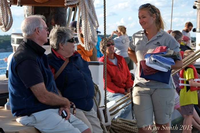 Schooner Adventure Gloucester August 5th -20 ©Kim Smith 2015