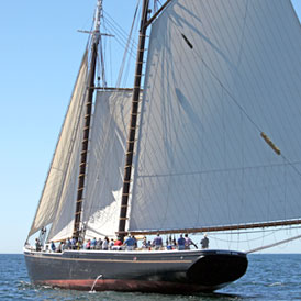 Photo Courtesy of The Schooner Adventure