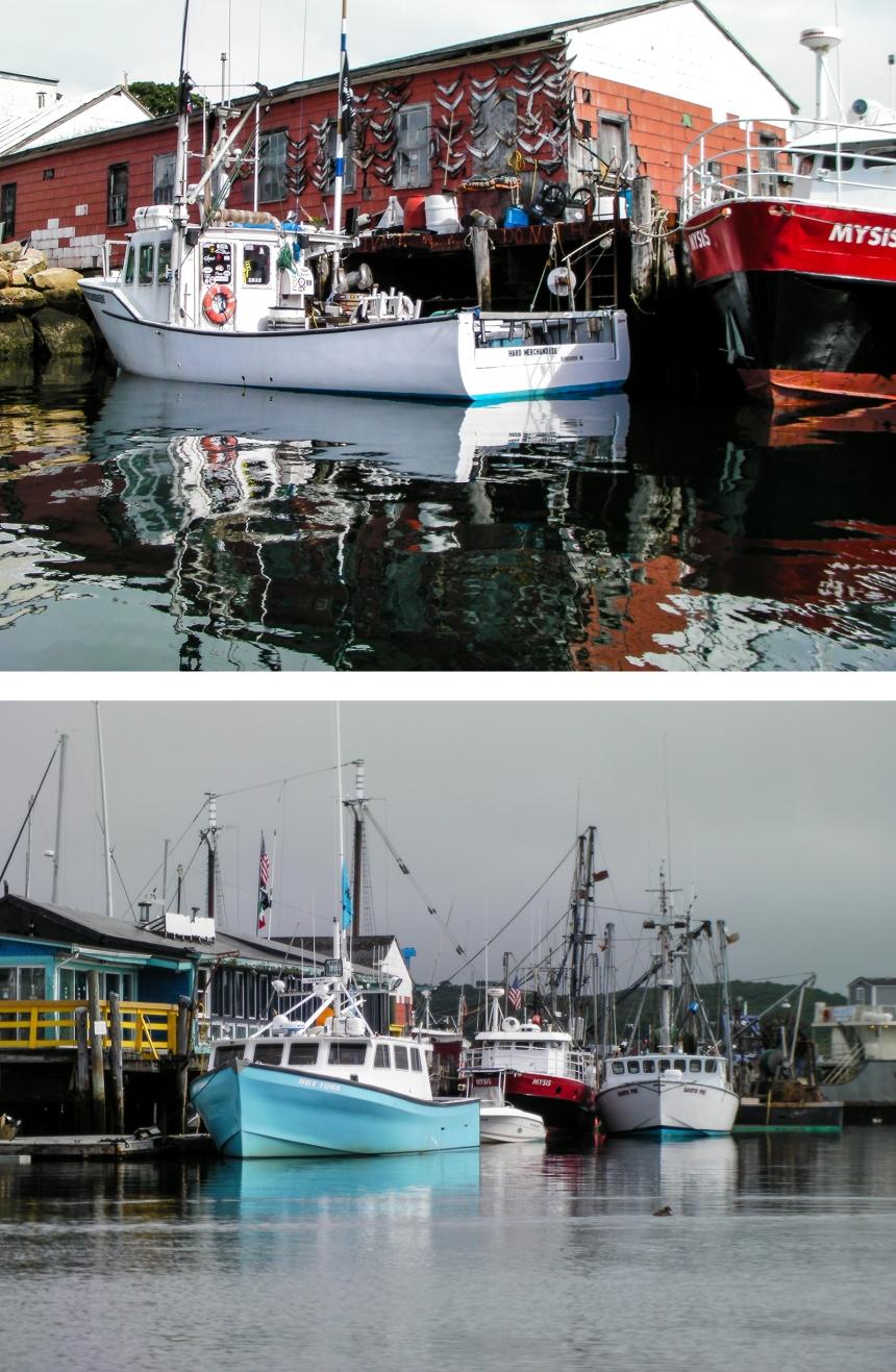 wicked tuna boats at Madfish