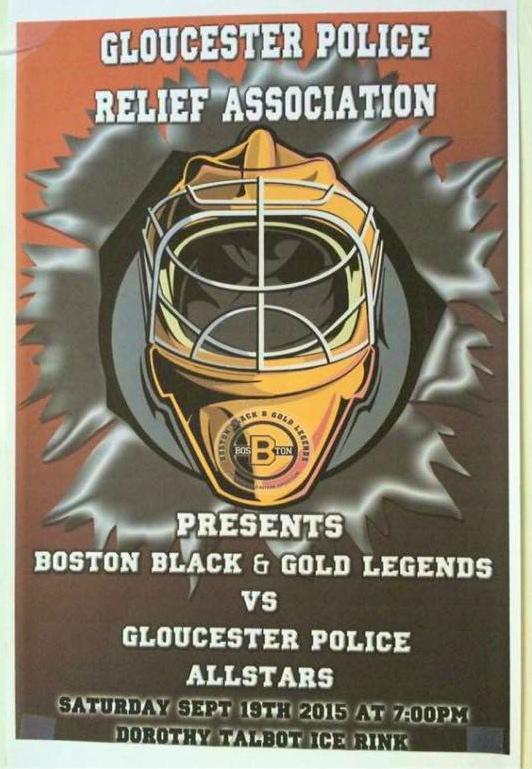 Gloucester Police flyer