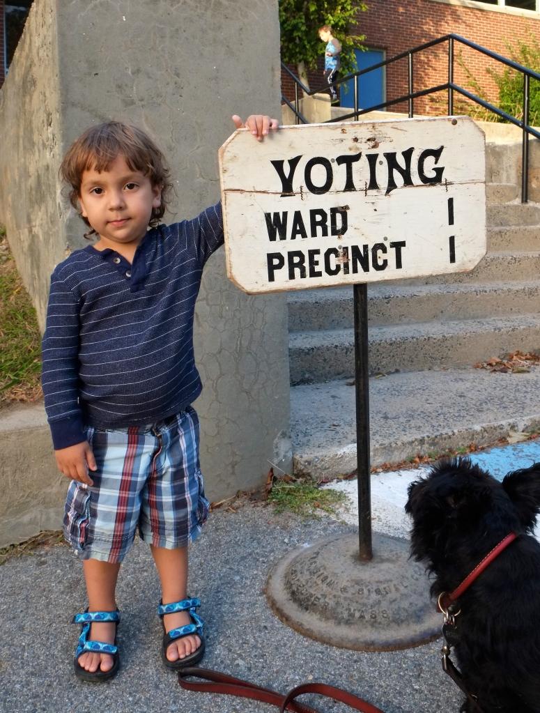 Jude Vote ©Kim Smith 2015