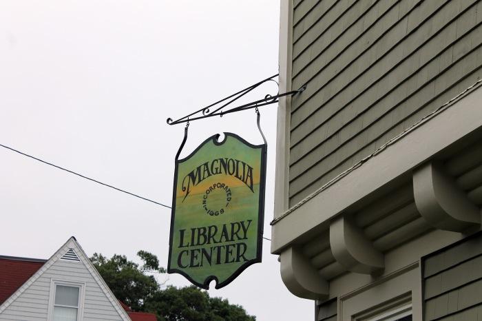 June 16, 2012 Magnolia Library