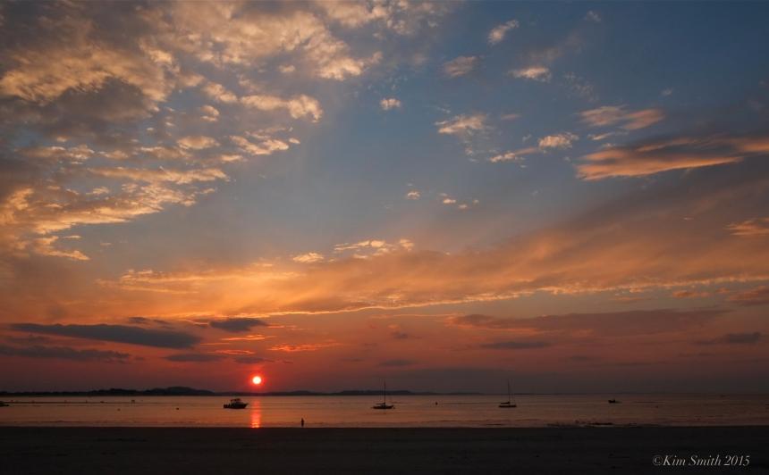 Lighthouse Beach Annisquam ©Kim Smith 2015.