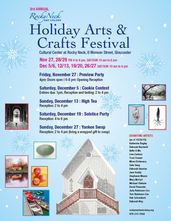 2015 RNAC holiday festival