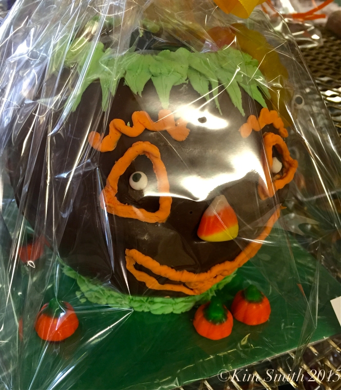 Chocolate pumpkin Nichols Candy gloucester ©Kim Smith 2015