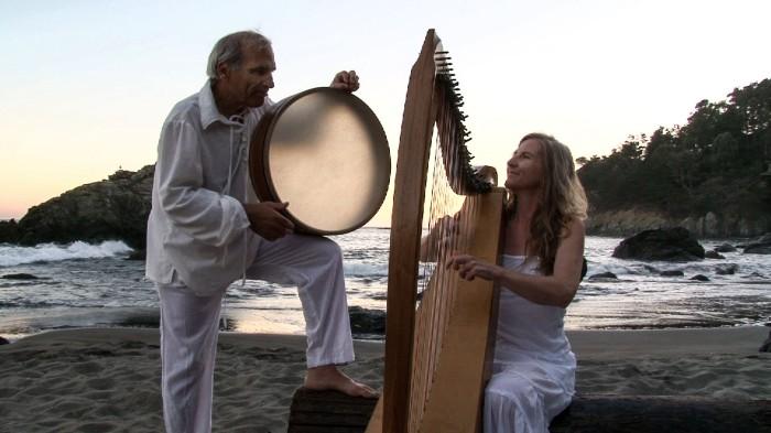 healing harp concert
