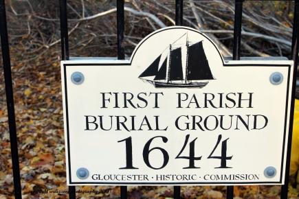 November 14, 2014 First Burial Parish