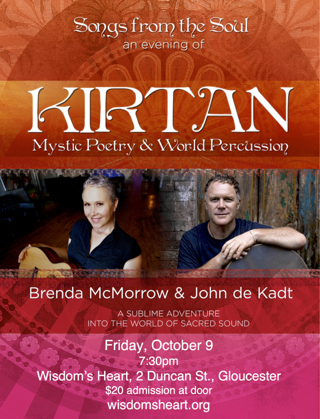 These two internationally renown musicians perform one night only!