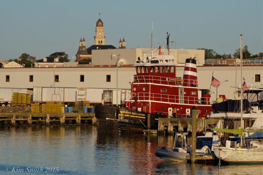 Roderick McAllister Tugboat ©Kim Smith 2015