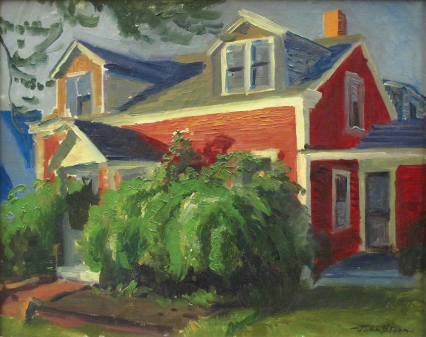 Sloan - Our Red Cottage
