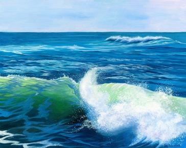 Wave 3 by Deb Schradieck