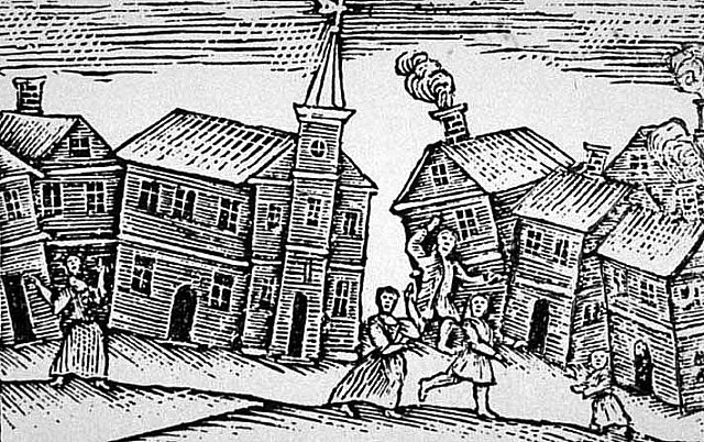 260 years ago today at 4:30 AM November 18, 1755, The Cape Ann earthquake struck. Epicenter was only 24 miles east of Gloucester, some ships thought they were going aground. A few steeples all the way down to Boston tipped and some chimneys fell. If it happened today, 2 billion in damages. There was an earthquake in Medfield this morning.
