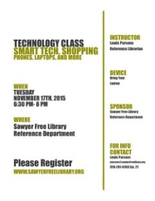 Smart Tech Shopping