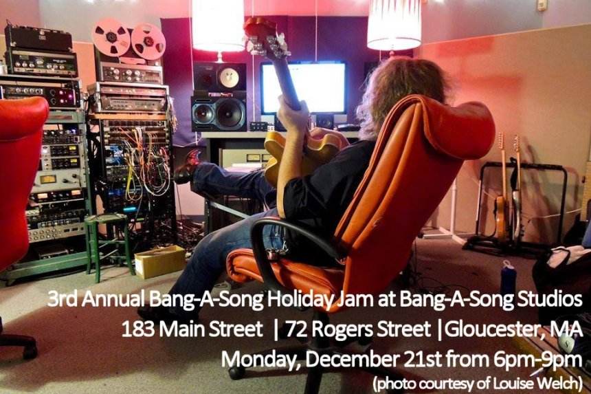 12212015 3rd Annual Bang A Song Holiday Jam Invite