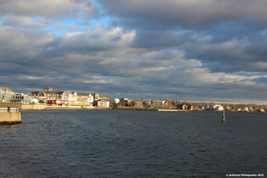December 15, 2015 Beautiful Gloucester Harbor