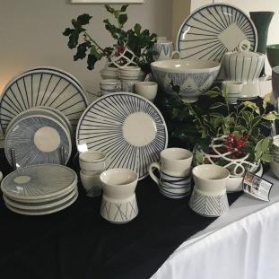 Christine Caswell, High Fire Porcelain