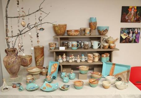 Sibel Alpaslan, Stoneware