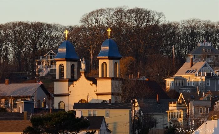 GLOUCESTER HARBOR OUR LADY DECEMBER 2015