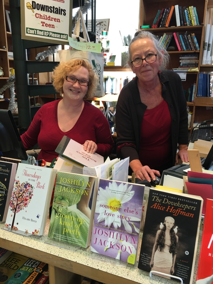 Toad Hall Bookstore -2 ©Kim Smith 2915