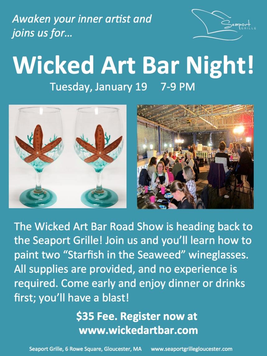 Paint Bar Night