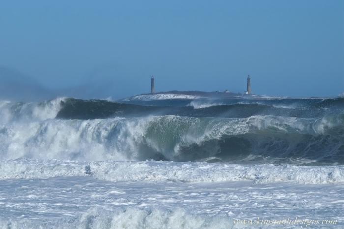 Thacher island Twin Lights Atlantic Ocean Waves Jonas -2 ©www.kimsmithdesigns.com