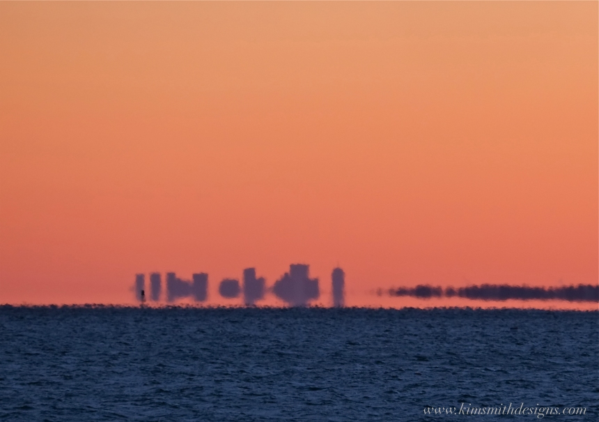 Gloucester to Boston skyline Niles Beach sunset www.kimsmithdesigns.com. -2JPG