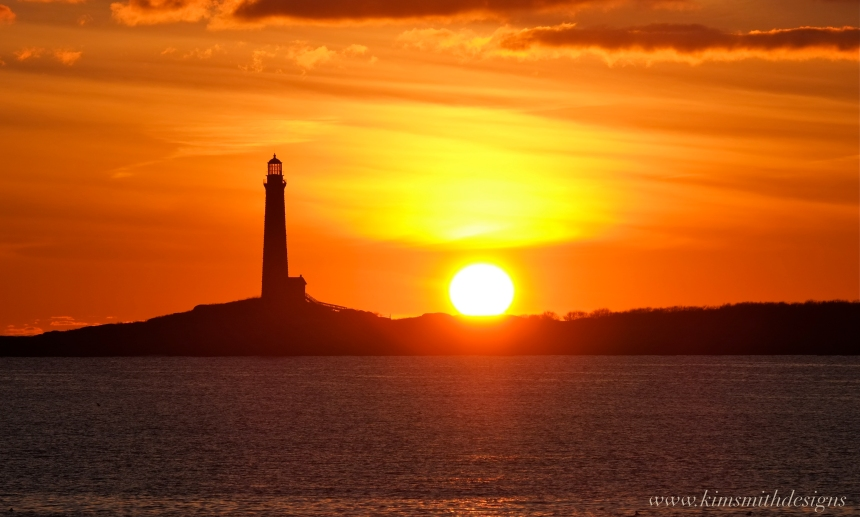 North Light Twin Lights Thacher island 2016 www.kimsmithdesigns.com