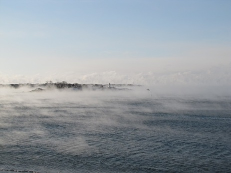 Seasmoke and Ten Pound Island 1