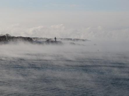Seasmoke and Ten Pound Island 2