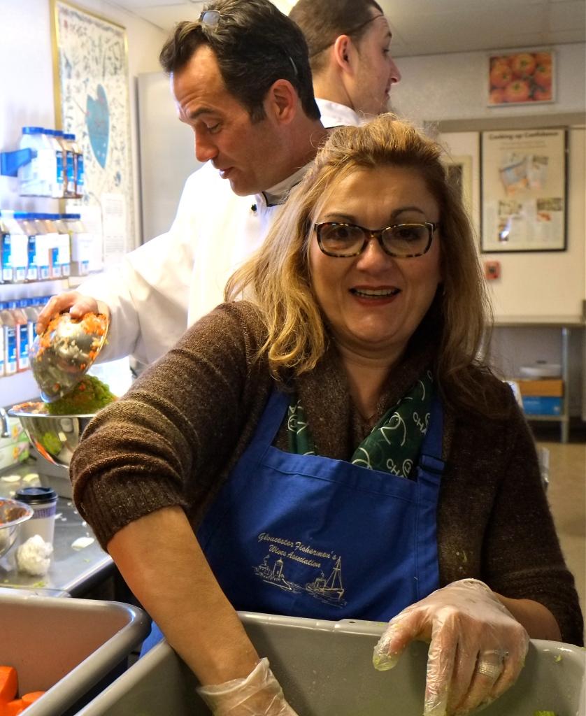 2. maria cannaova Seafood North America Expo kimsmithdesigns.com 2016