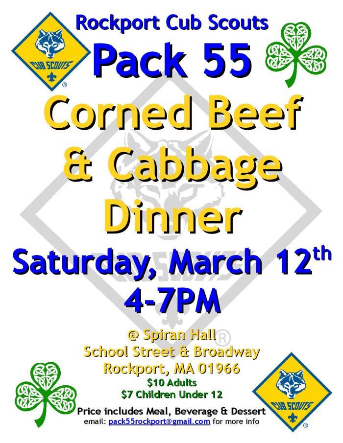 2016 corned beef flyer