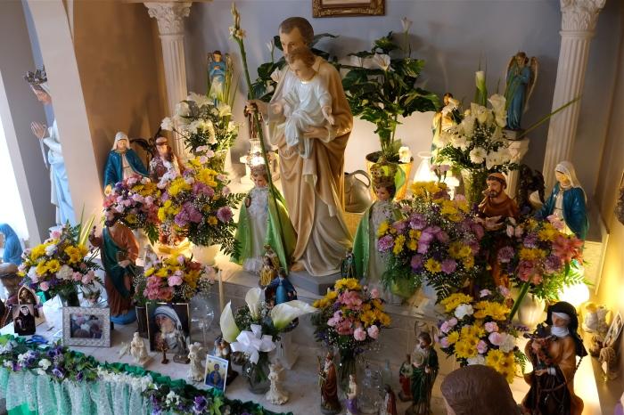 Ann Margaret Ferrante Feast of Saint Joseph 2016 Kim Smith