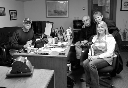GMG 175 podcast Joe Ciaramitaro, Nubar Alexanian, Donna Ardizonni, Susan Kelly