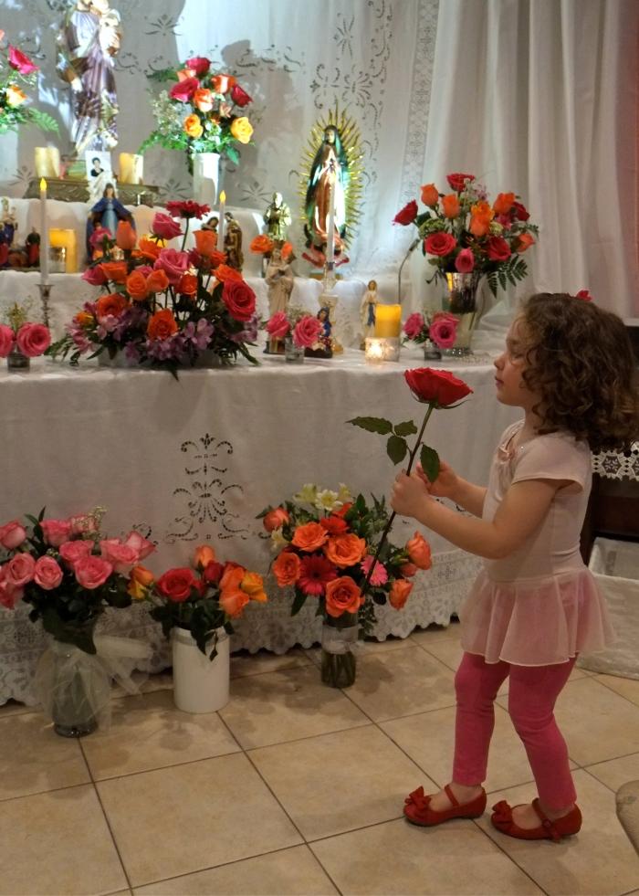 Madison Groppo Novena Gloucester Feast of Saint Joseph -3 Kim Smith