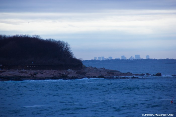 March 16, 2016 Kettle Cove Island with Boston after the rain
