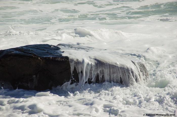 March 5, 2016 waves of foam