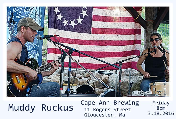 muddy ruckus  pub 3.18.2016