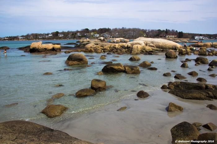 April 22, 2016 Rocks on Wingaersheek Beach