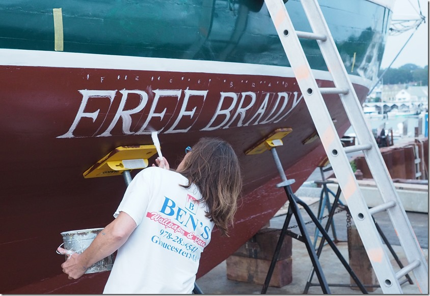 Free Brady by Katherine Richmond